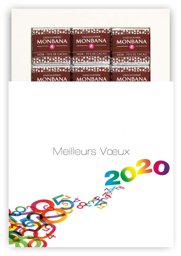 ENVOLEE 2020- CHOCOLAT