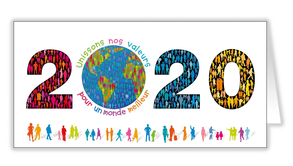 UNISSONS NOS VALEURS 2020