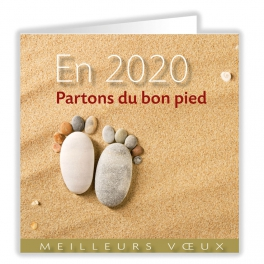 PARTONS DU BON PIED (2020)