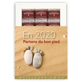 PARTONS DU BON PIED (2020) - CHOCOLAT