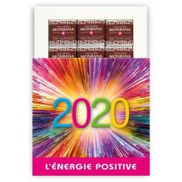 ENERGIE POSITIVE 2020 - CHOCOLAT
