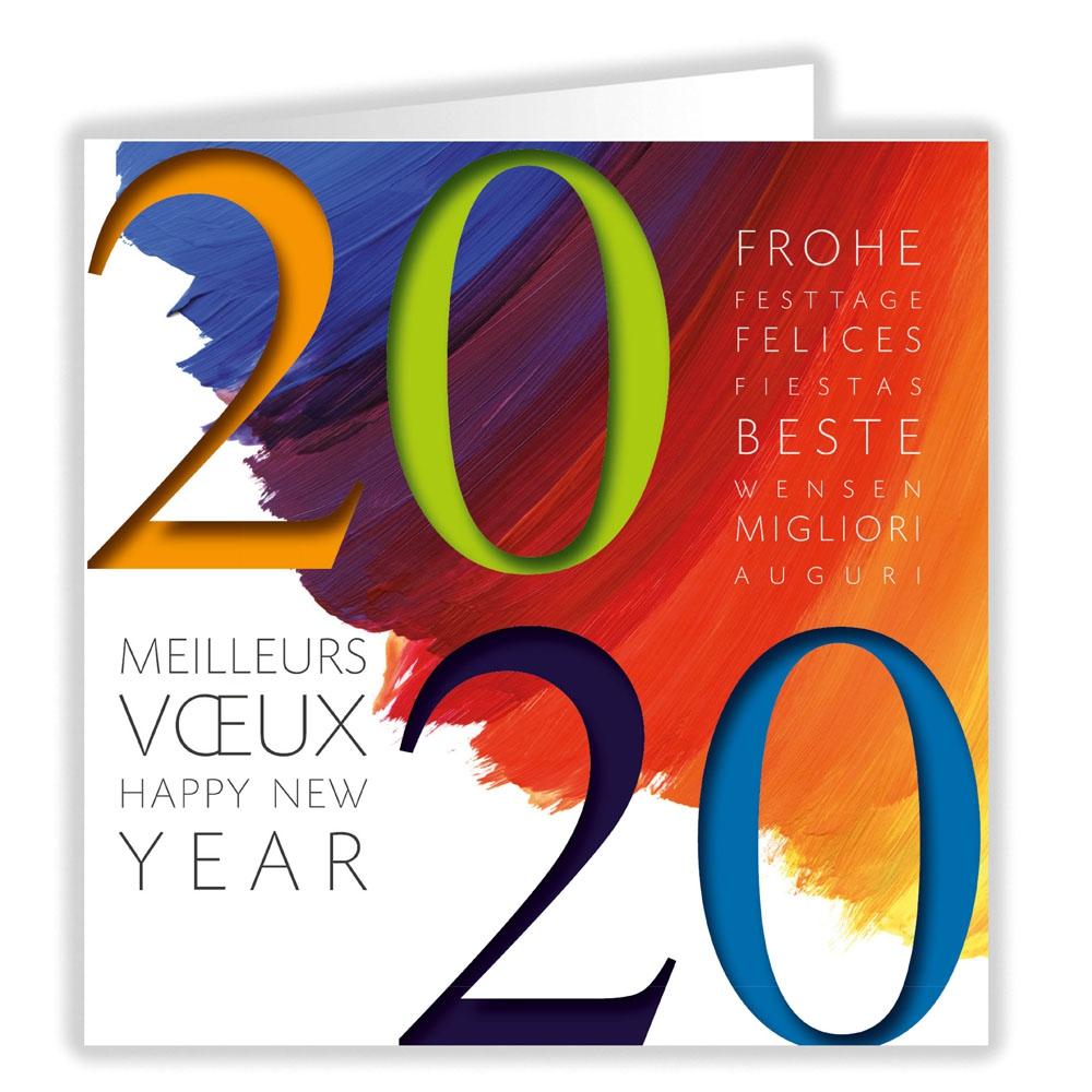 VOEUX 2020 COULEUR