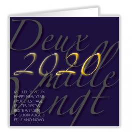 DEUX MILLE VINGT 2020