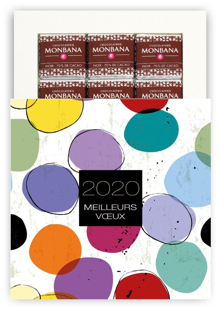 TACHES COULEURS 2020 - CHOCOLAT