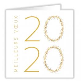 VOEUX A BULLES 2020