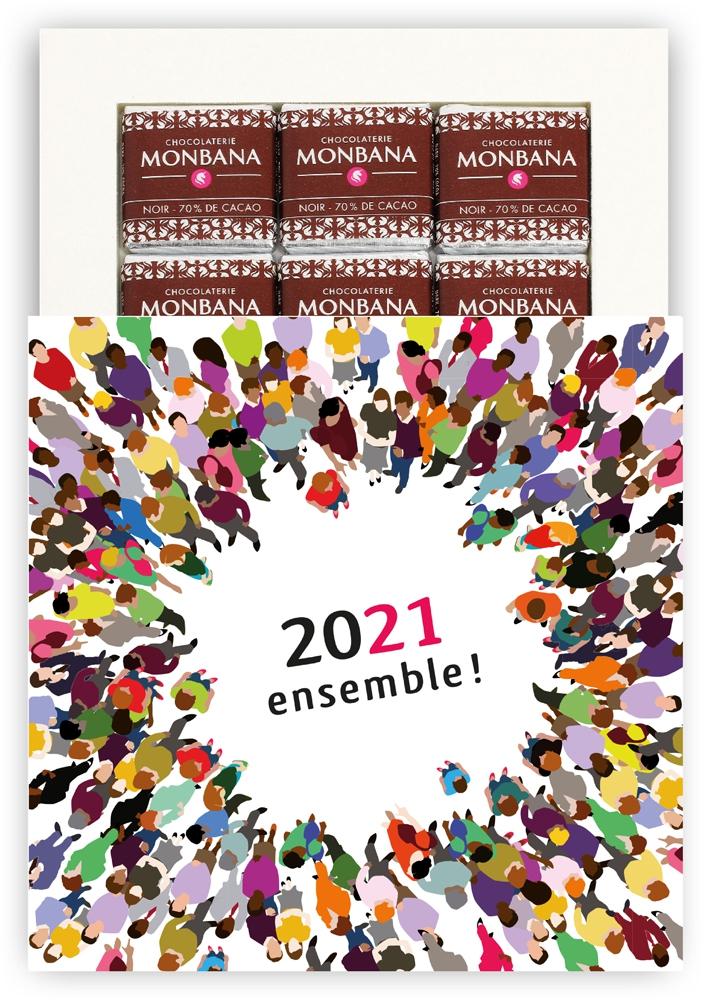 2021 ENSEMBLE- CHOCOLAT