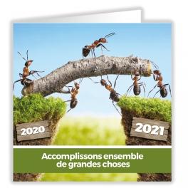 UN PONT VERS L'AVENIR (2021)