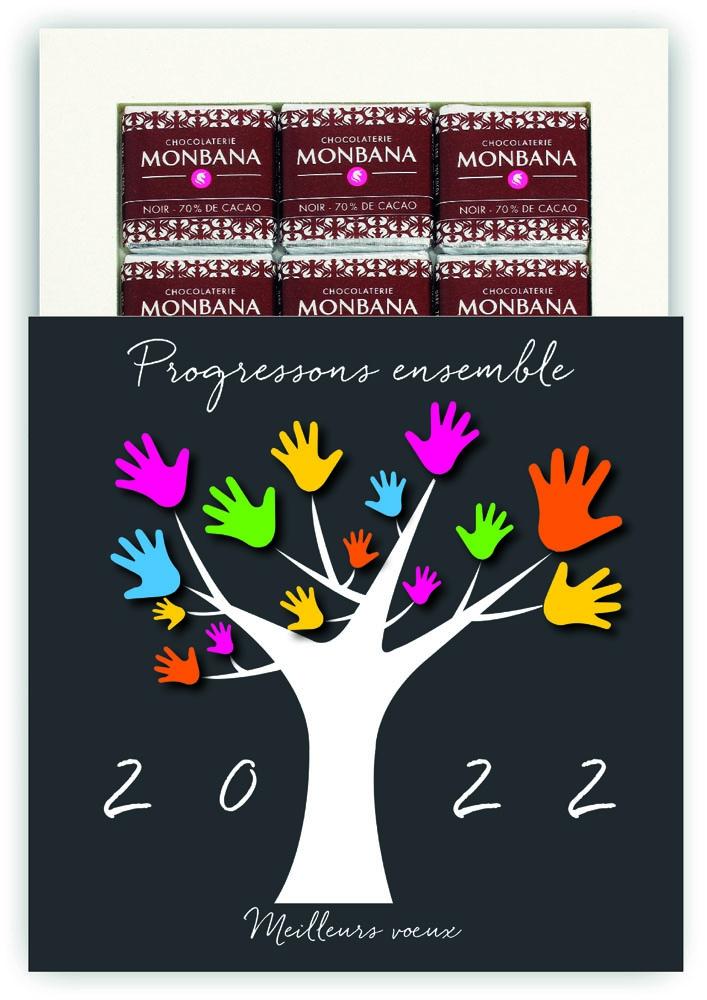 PROGRESSONS ENSEMBLE (2022) - CHOCOLAT