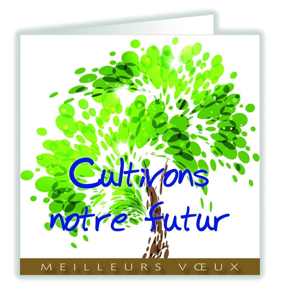 ARBRE CULTIVONS NOTRE FUTUR