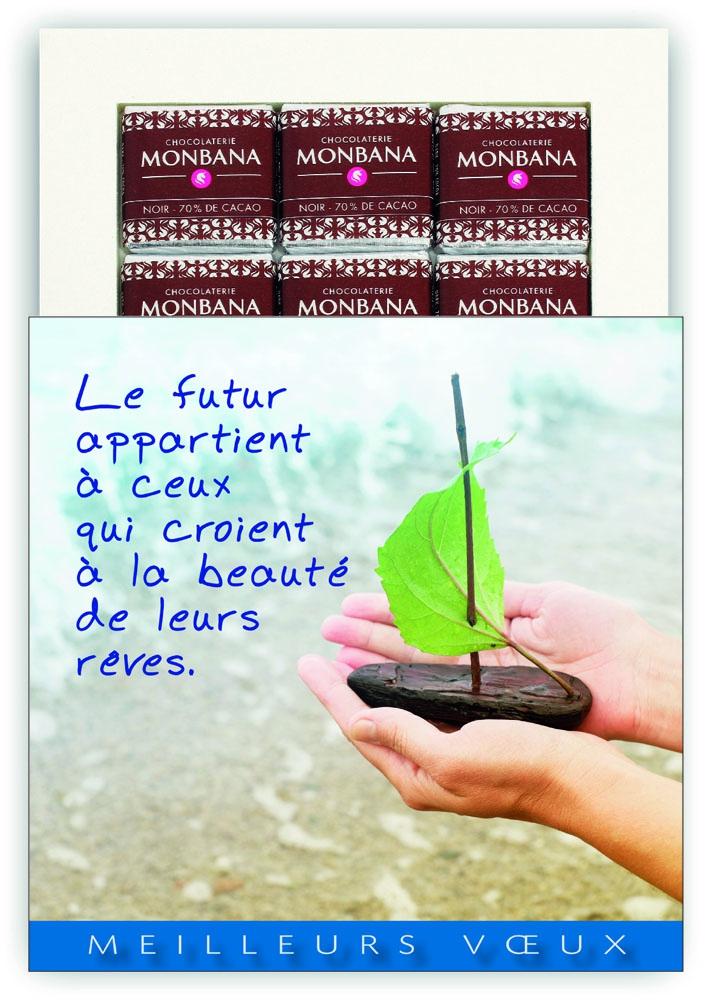 LA BEAUTE DES REVES - CHOCOLAT