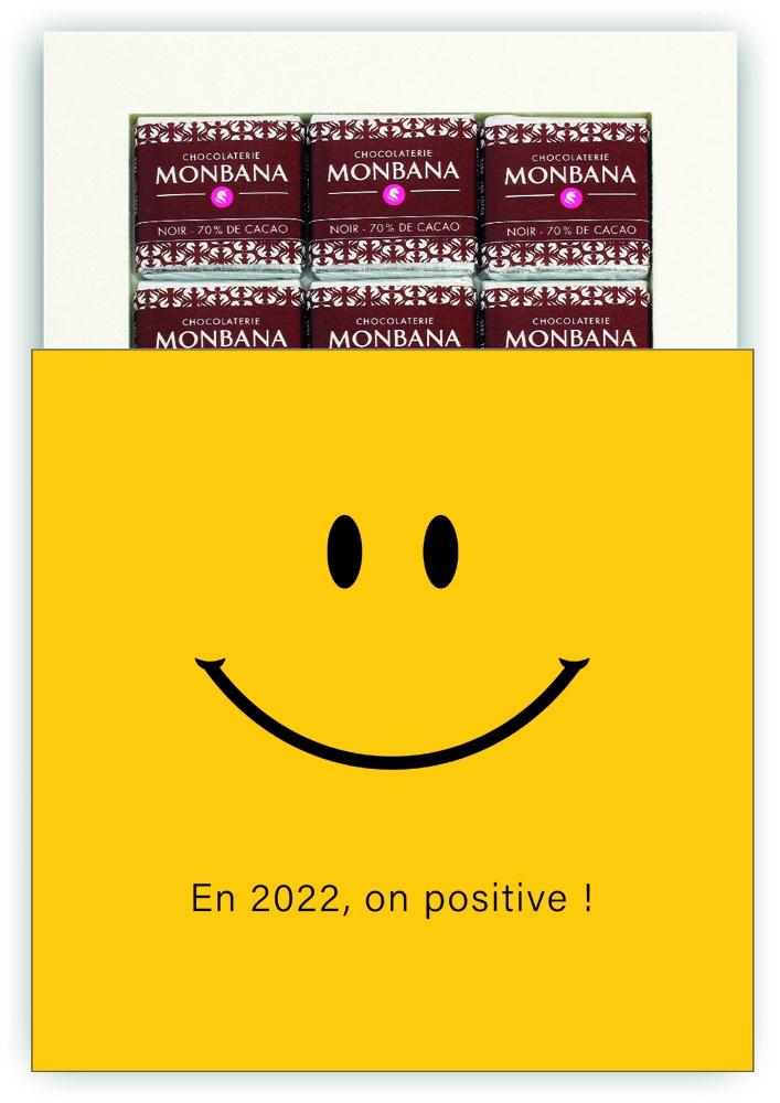 EN 2022 ON POSITIVE - CHOCOLAT