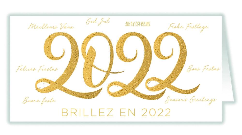BRILLEZ EN 2022