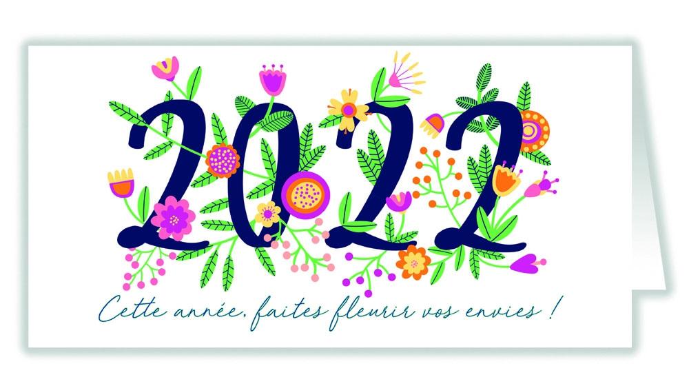 FAITES FLEURIR VOS ENVIES (2022)