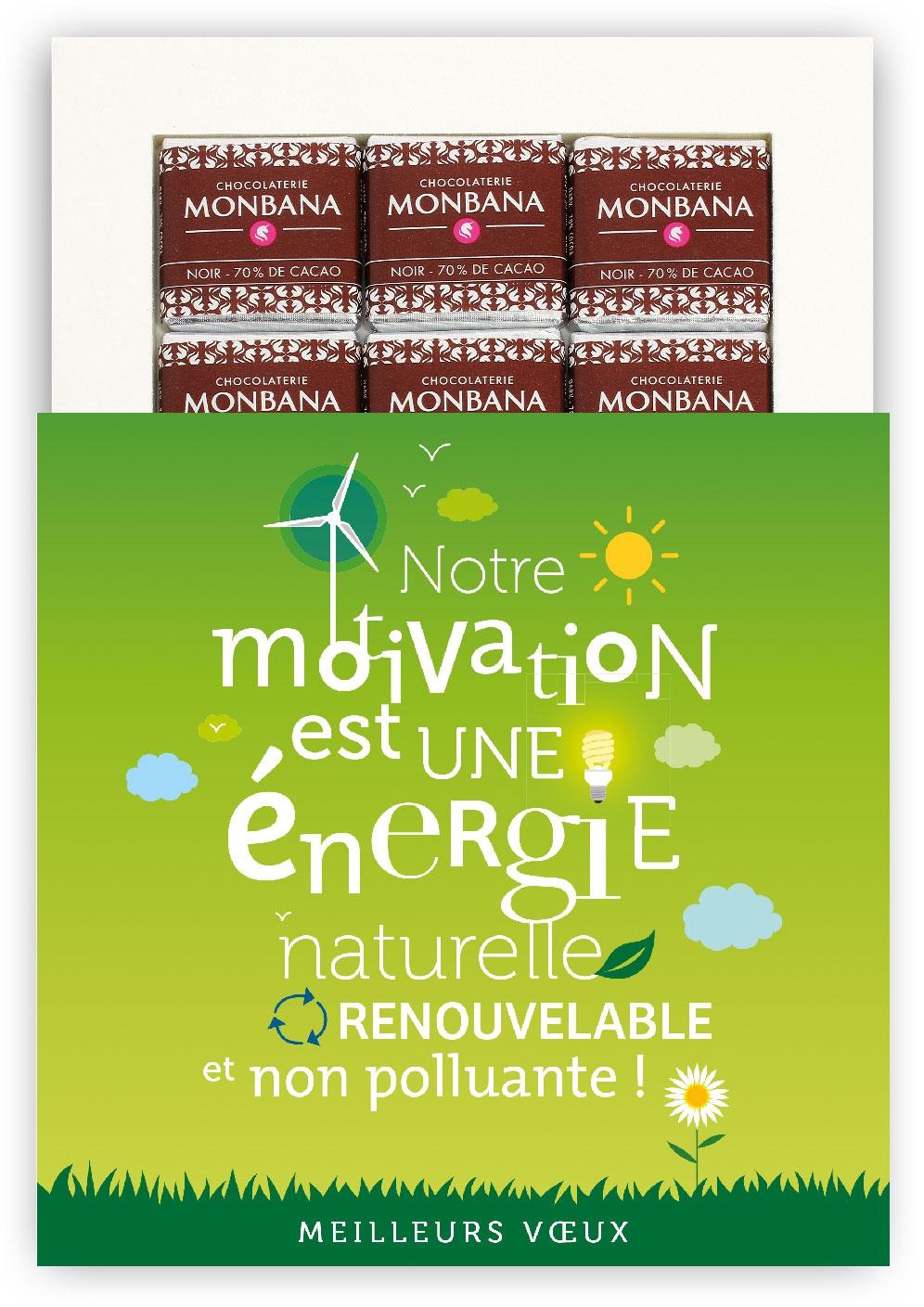 MOTIVATION - CHOCOLAT
