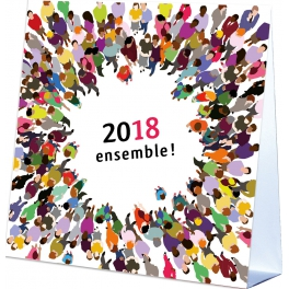 2018 ENSEMBLE - CALENDRIER