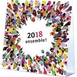 2018 ENSEMBLE - CALENDRIER