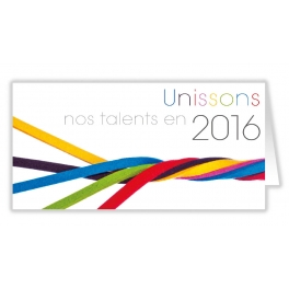 UNISSONS NOS TALENTS