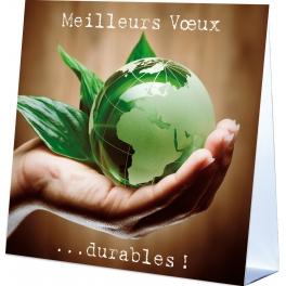 VOEUX DURABLES - CALENDRIER