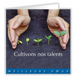 CULTIVONS NOS TALENTS