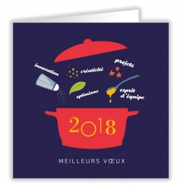 RECETTE DE LA RÉUSSITE 2018