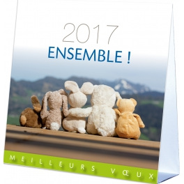 2017 ENSEMBLE - CALENDRIER