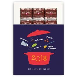 RECETTE DE LA RÉUSSITE 2018 - CHOCOLAT