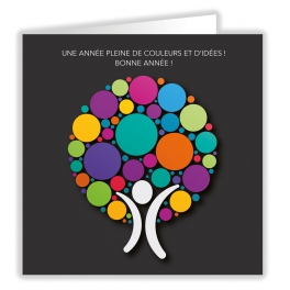 ANNEE PLEINE DE COULEURS