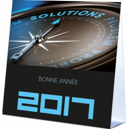 SOLUTIONS 2017  - CALENDRIER