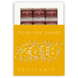 ANNEE PETILLANTE - CHOCOLAT