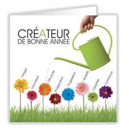 CRÉATEUR DE BONNE ANNÉE
