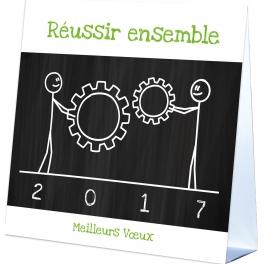 REUSSIR ENSEMBLE  - CALENDRIER