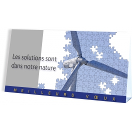 SOLUTIONS NATURE  - CALENDRIER