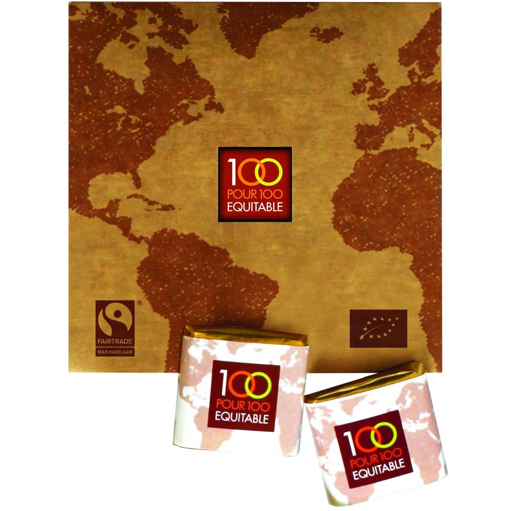 COFFRET NAPOLITAIN 105x105 BIO ET EQUITABLE