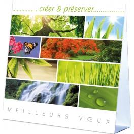 CRÉER & PRESERVER  - CALENDRIER