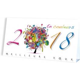 2018 EN COULEURS  - CALENDRIER