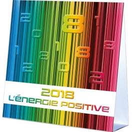 ENERGIE POSITIVE 2018  - CALENDRIER