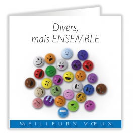 DIVERS, MAIS ENSEMBLE