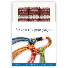 RASSEMBLES POUR GAGNER  - CHOCOLAT