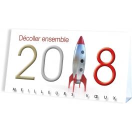 DECOLLER ENSEMBLE (2018)  - CALENDRIER