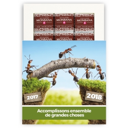UN PONT VERS L'AVENIR (2018)  - CHOCOLAT
