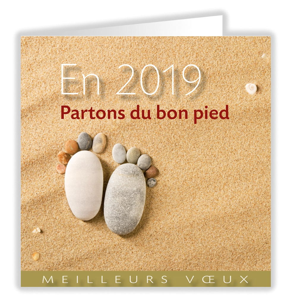 PARTONS DU BON PIED (2019)