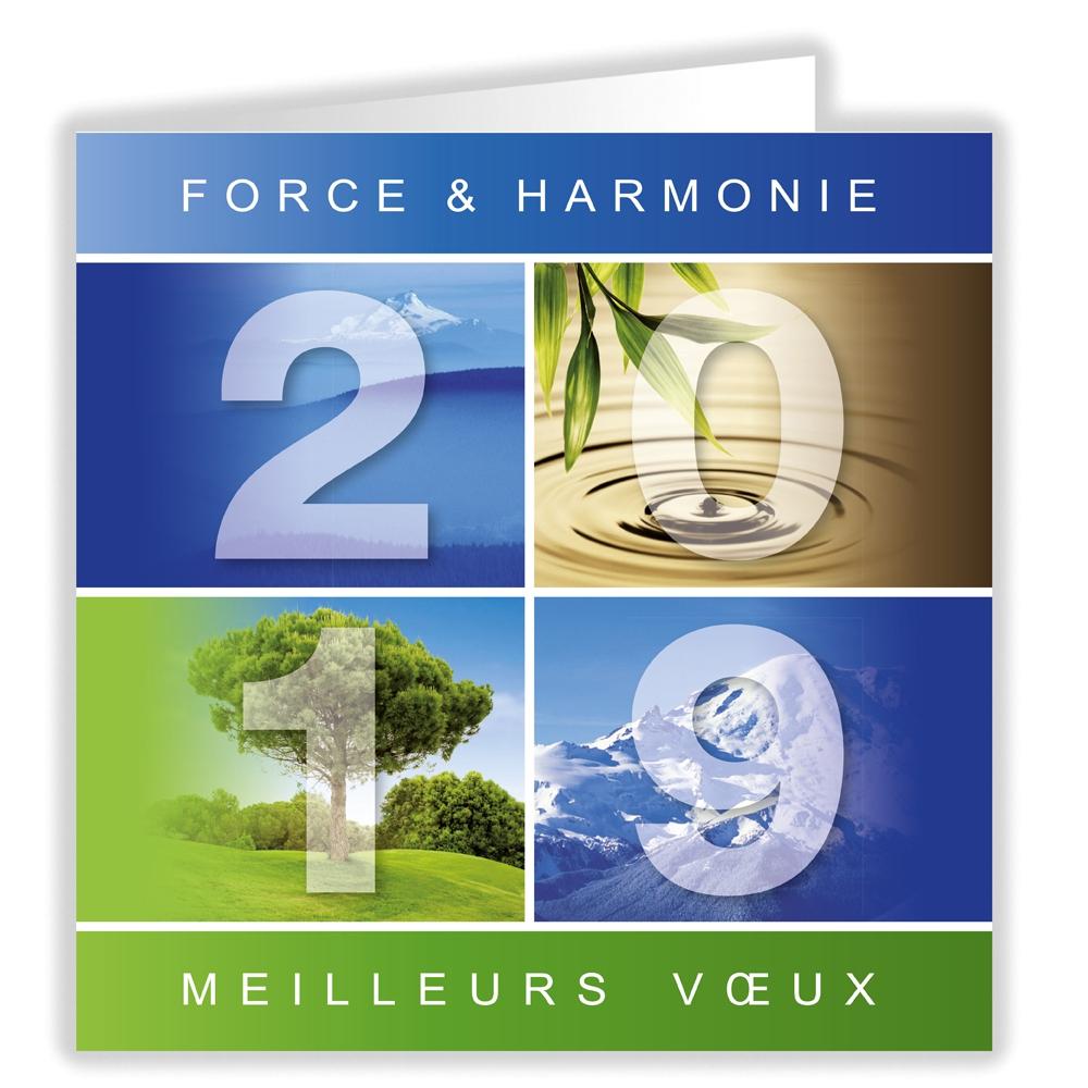 FORCE & HARMONIE (2019)