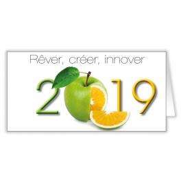 RÊVER, CRÉER, INNOVER (2019)