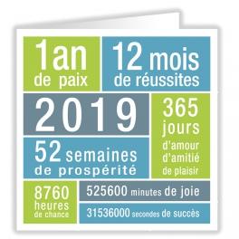 365 JOURS DE RÉUSSITES (2019)
