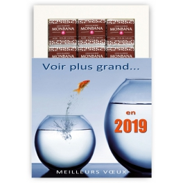 VOIR PLUS GRAND (2019)- CHOCOLAT