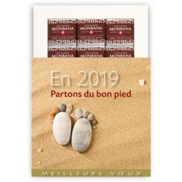 PARTONS DU BON PIED (2019) - CHOCOLAT